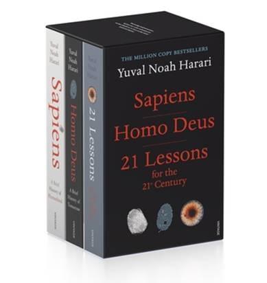 Yuval Harari Bo...