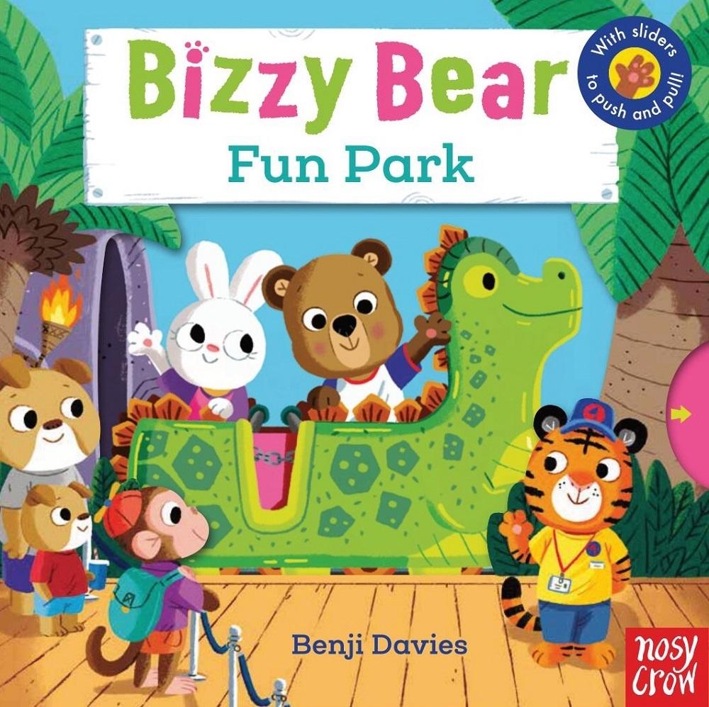 Bizzy Bear: Fun...