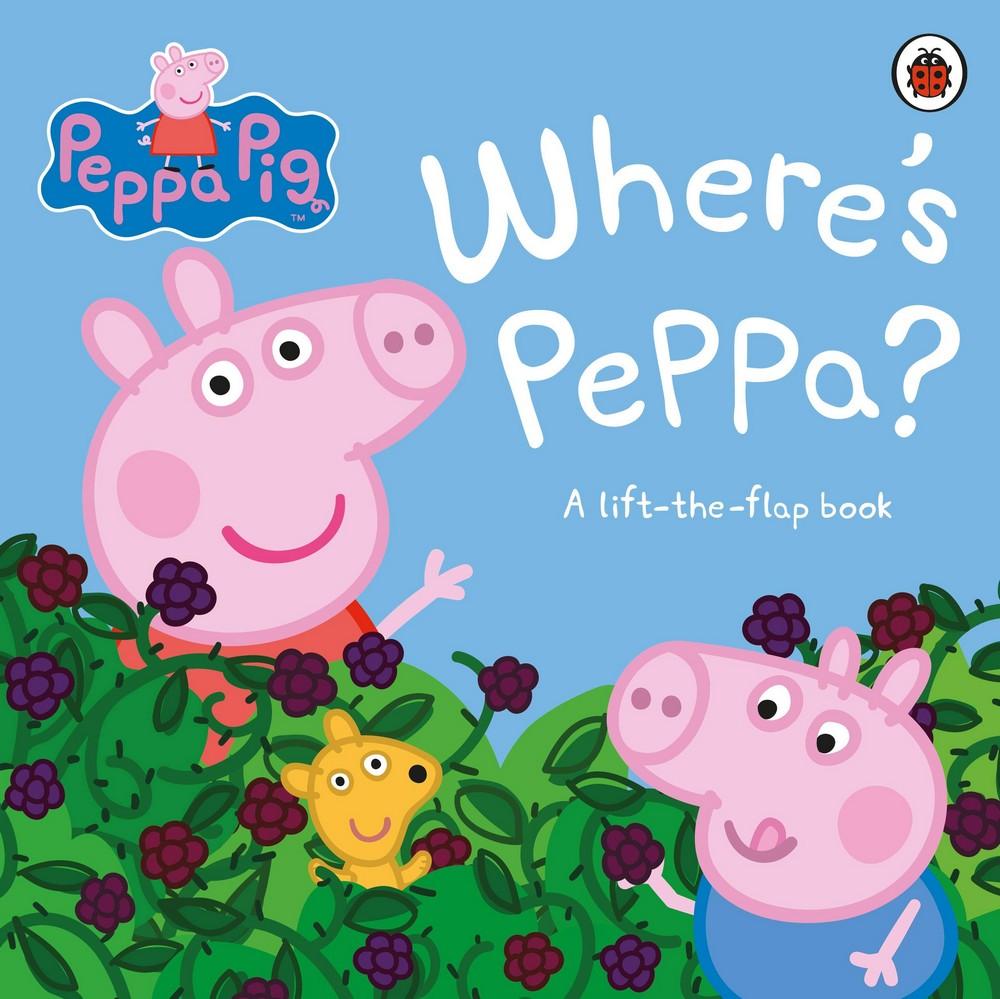 Where's Peppa?