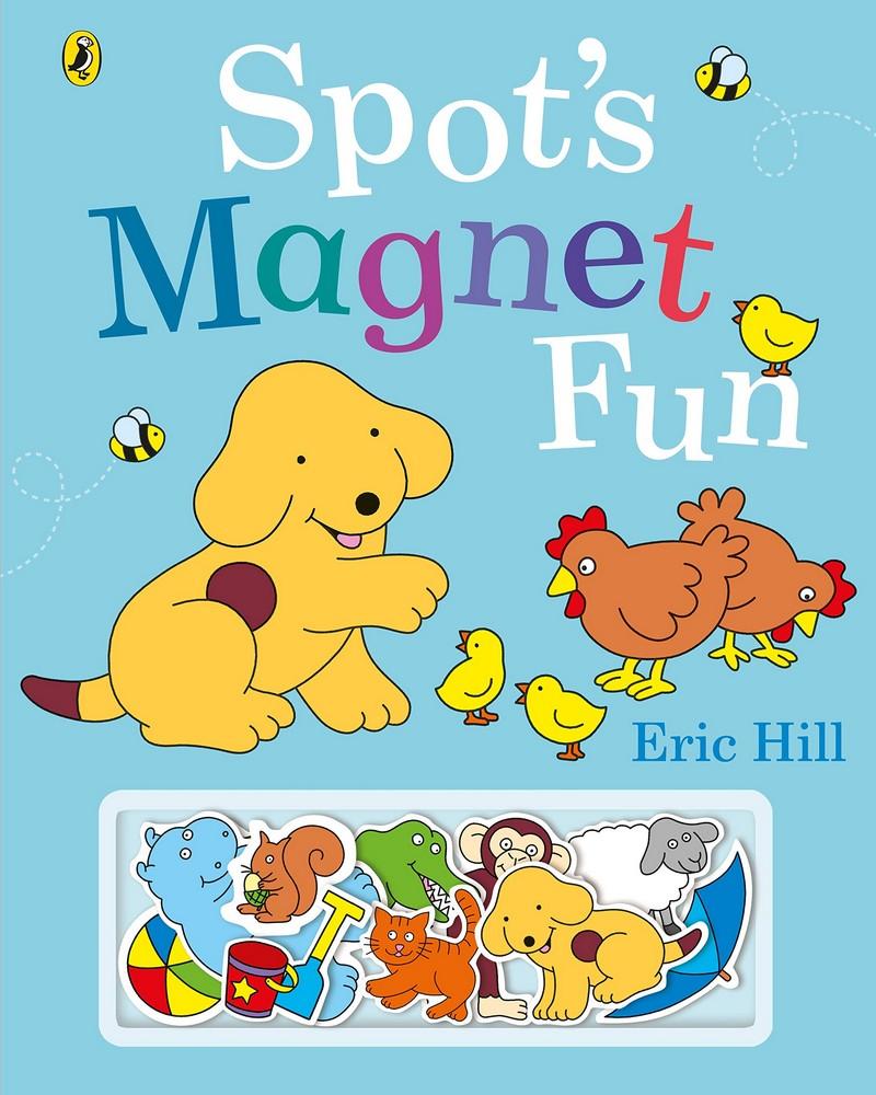 Spot's Magnet Fun 磁鐵故事書
