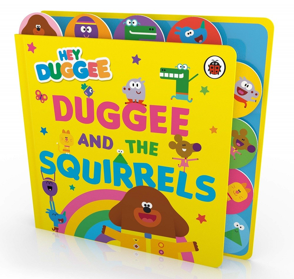 Hey Duggee: Duggee and the Squirbels