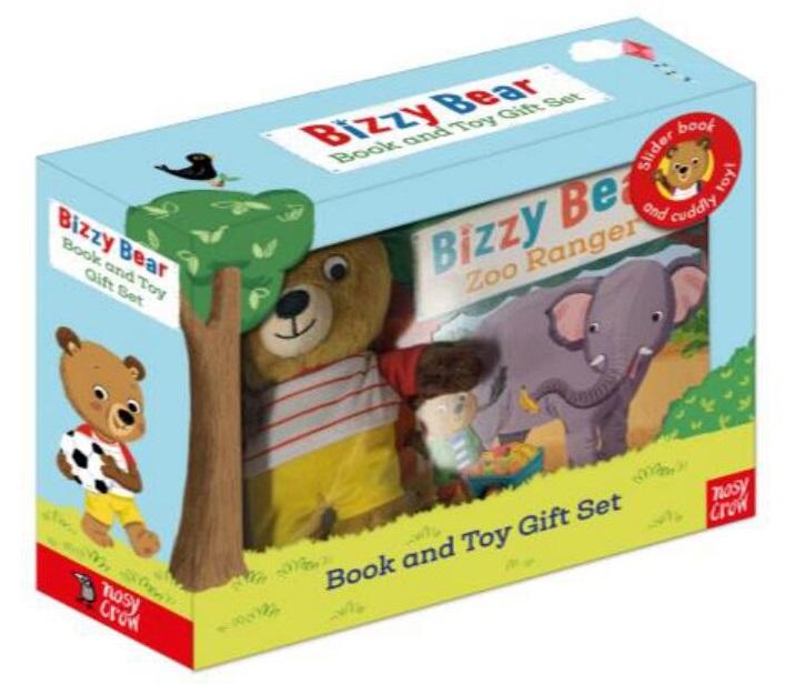 Bizzy Bear Book...