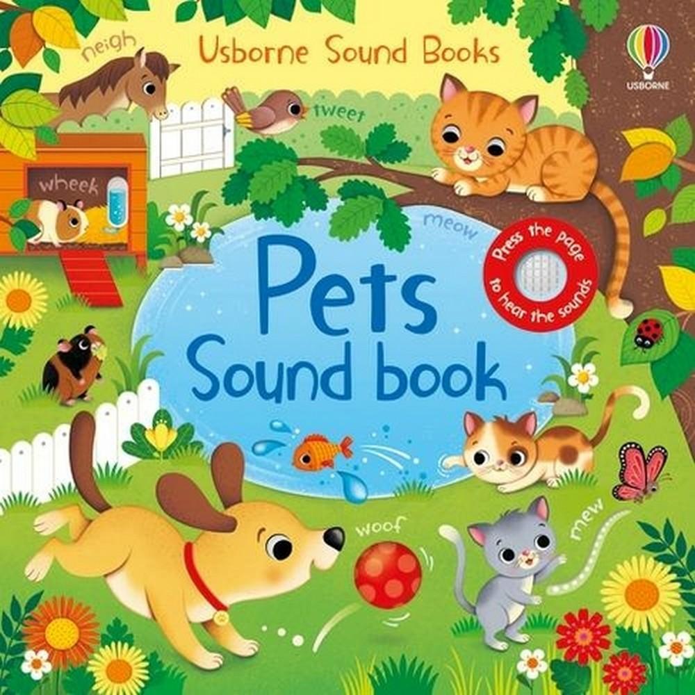 Pets Sound Book