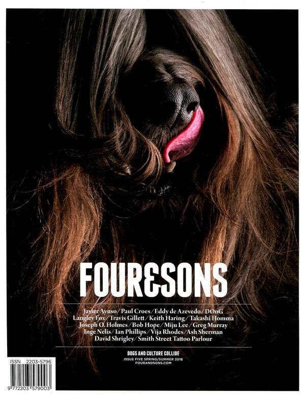 FOUR & SONS 第5期 春夏號 / 2016