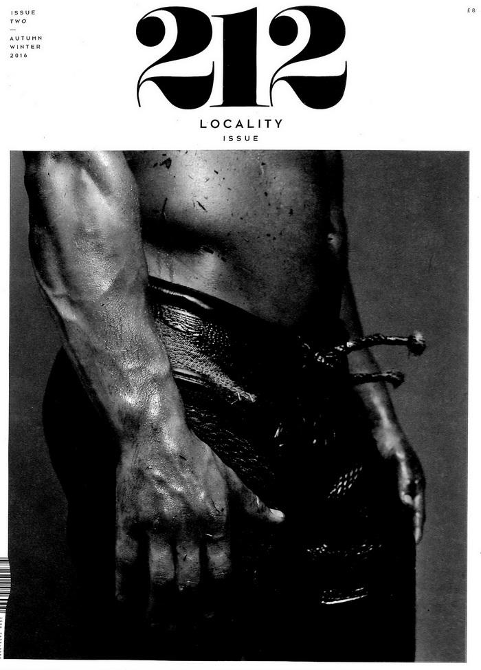 212 magazine 第2期 秋冬號 / 2016