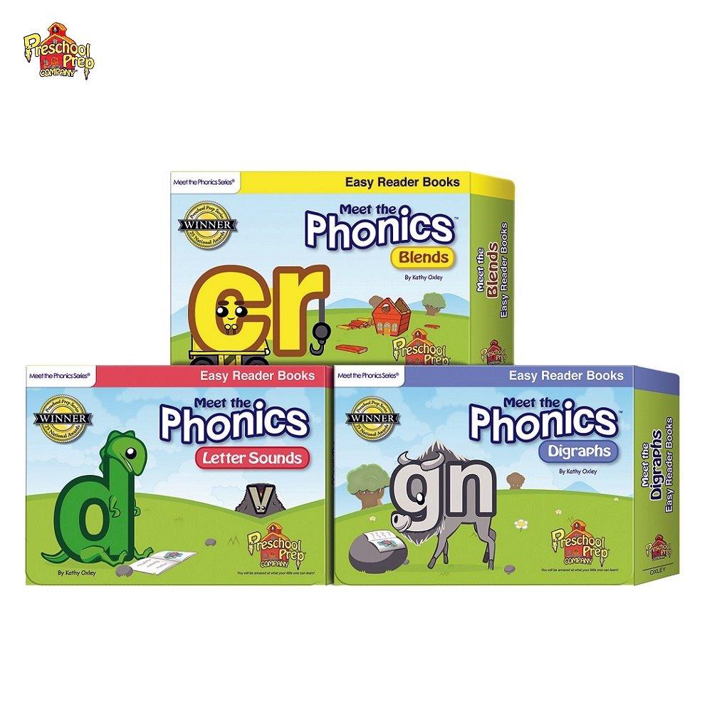 Preschool Prep 幼兒美語自然發音讀本
