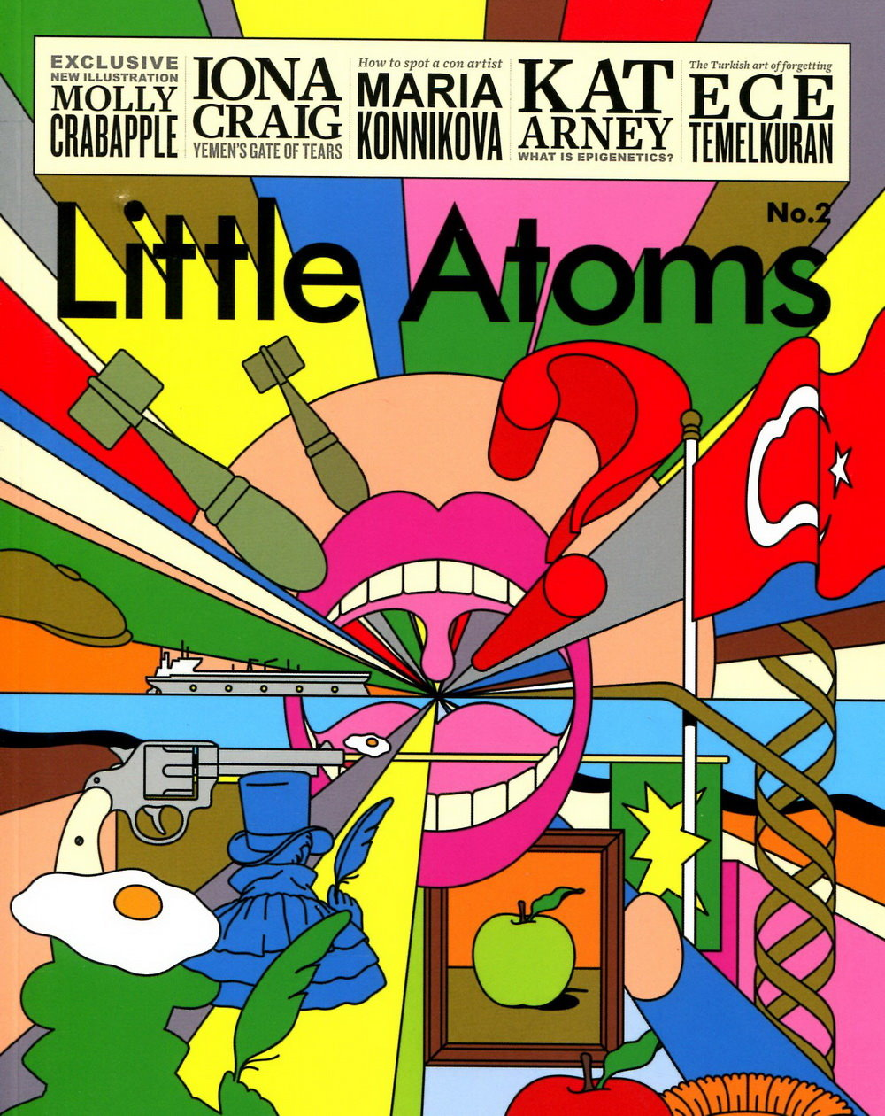 Little Atoms 第2期