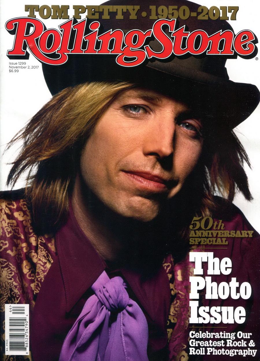 Rolling Stone 美國版 第1299期 11月2日/2017