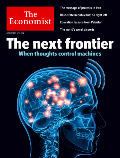 THE ECONOMIST 經濟學人雜誌 2018/01/06 第1期