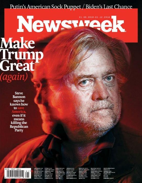 Newsweek 新聞周刊 2018/01/05 第1期