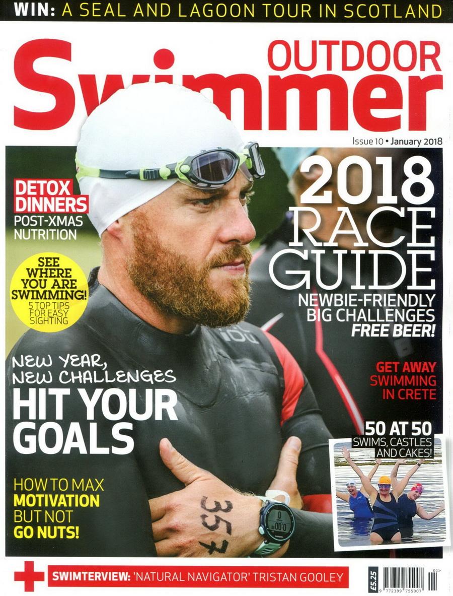 OUTDOOR Swimmer 第10期 1月號/2018