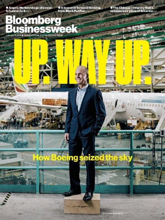 Bloomberg Businessweek 美國商業週刊 2018/2/19 第09期
