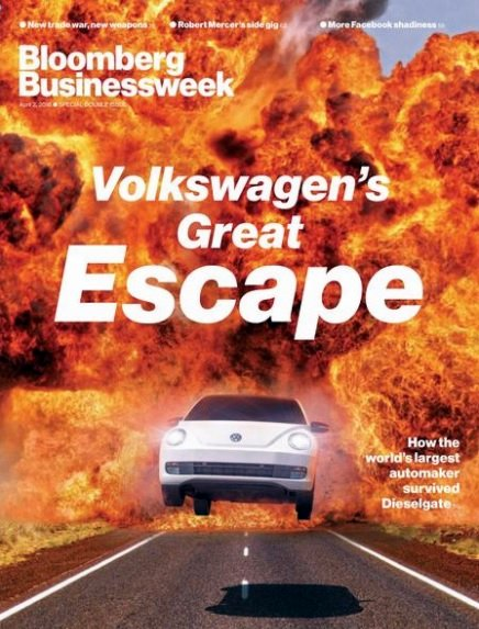 Bloomberg Businessweek 美國商業週刊 2018/04/02 第15期