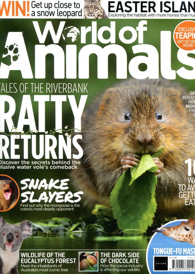 World of Animals 第57期