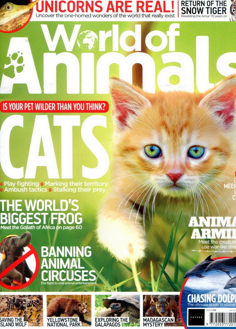World of Animals 第58期