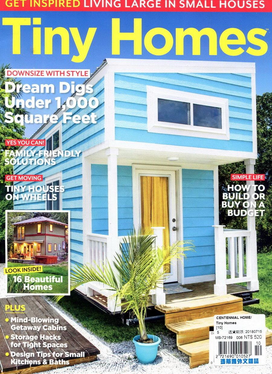 CENTENNIAL HOME Tiny Homes