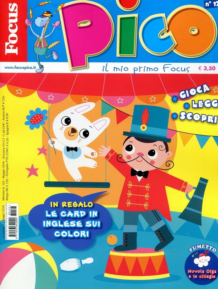 Focus Pico 第123期 5月號/2018