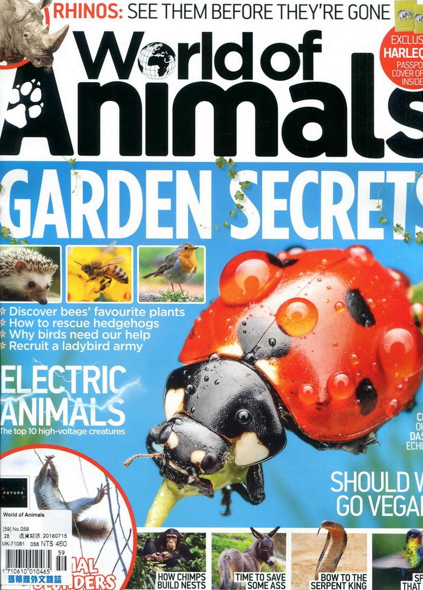 World of Animals 第59期