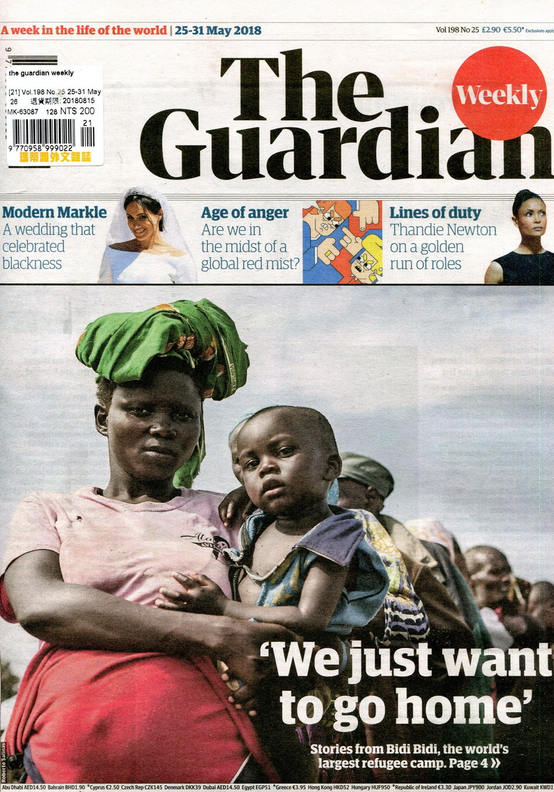the guardian weekly Vol.198 No.25 5月25-31日/2018