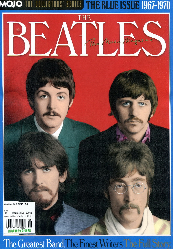 MOJO THE BEATLES [06]