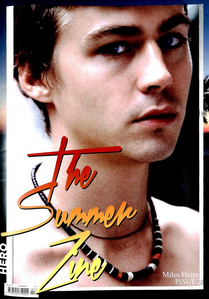 THE HERO 第2期 The Summer Zine