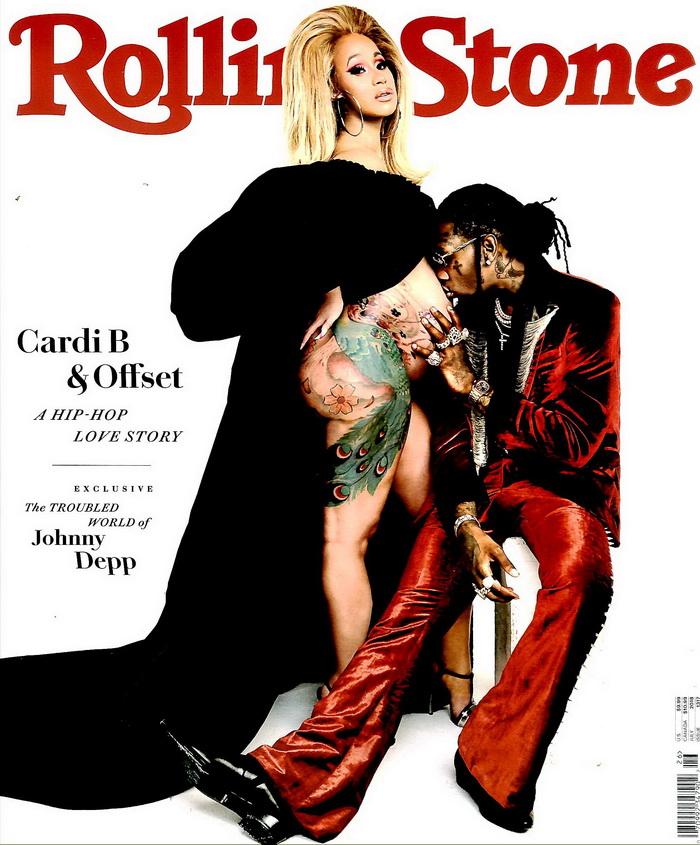 Rolling Stone 美國版 第1317期 7月號/2018