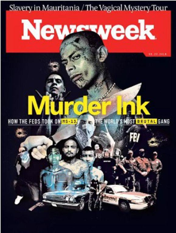 Newsweek 新聞周刊 2018/06/22-封面隨機出貨 第25期