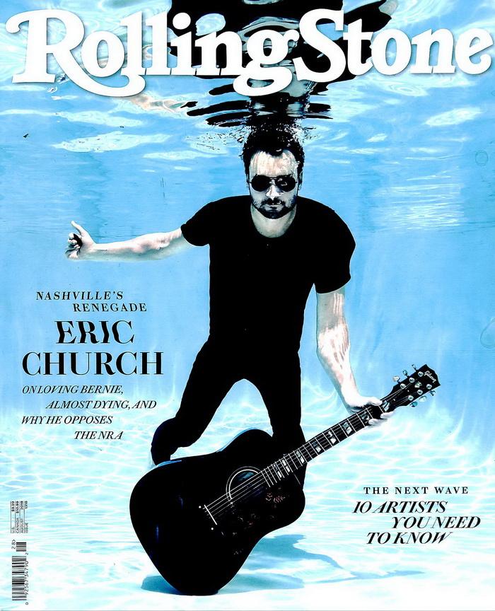 Rolling Stone 美國版 第1318期 8月號/2018