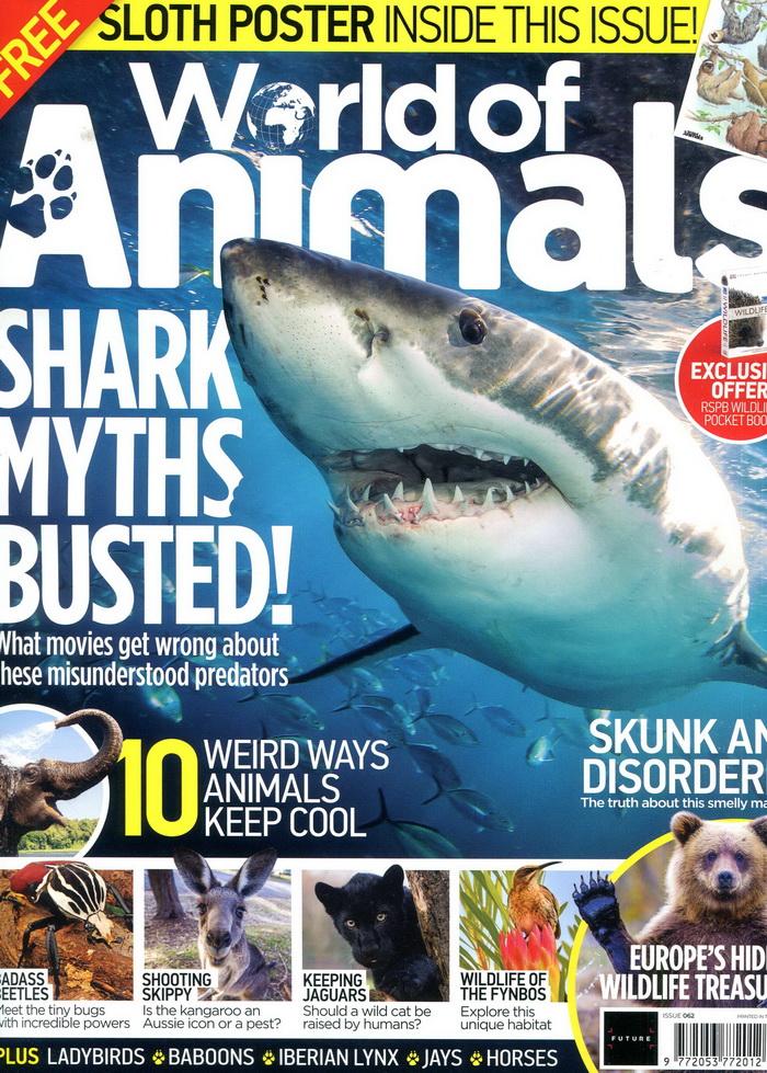 World of Animals 第62期