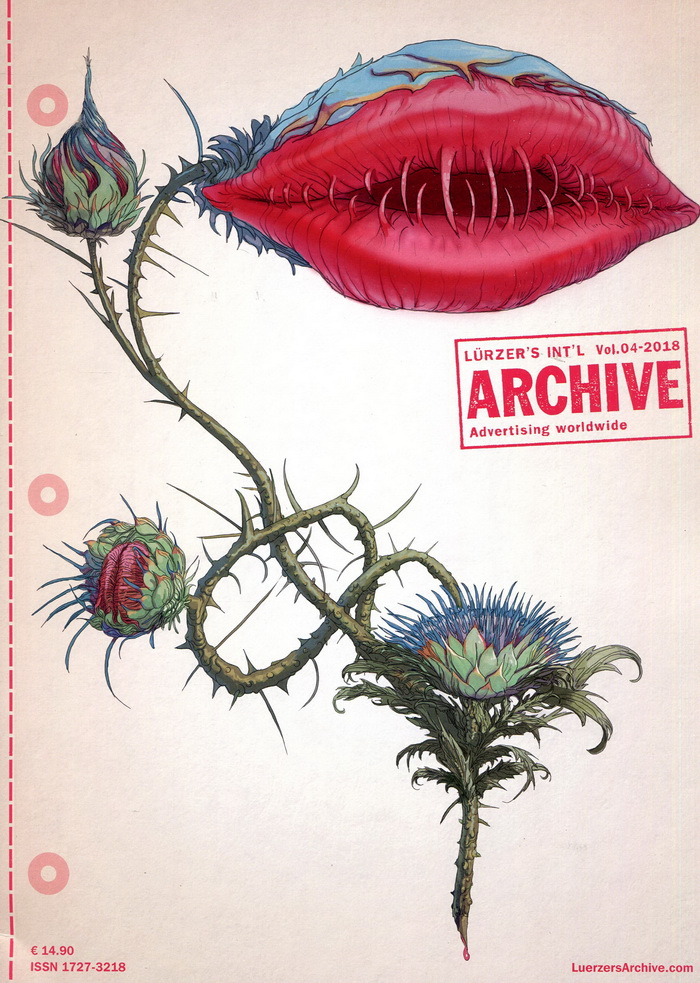 Lurzer's Int'l ARCHIVE Vol.04/2018