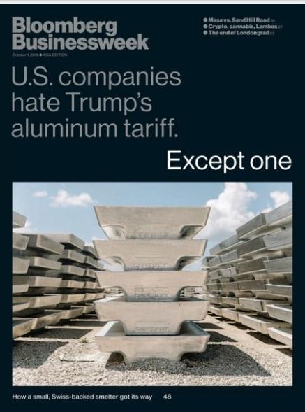Bloomberg Businessweek 美國商業週刊 2018/10/01 第41期
