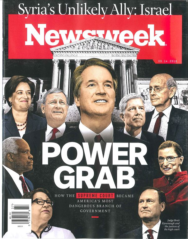 Newsweek 新聞周刊 2018/09/14 第37期