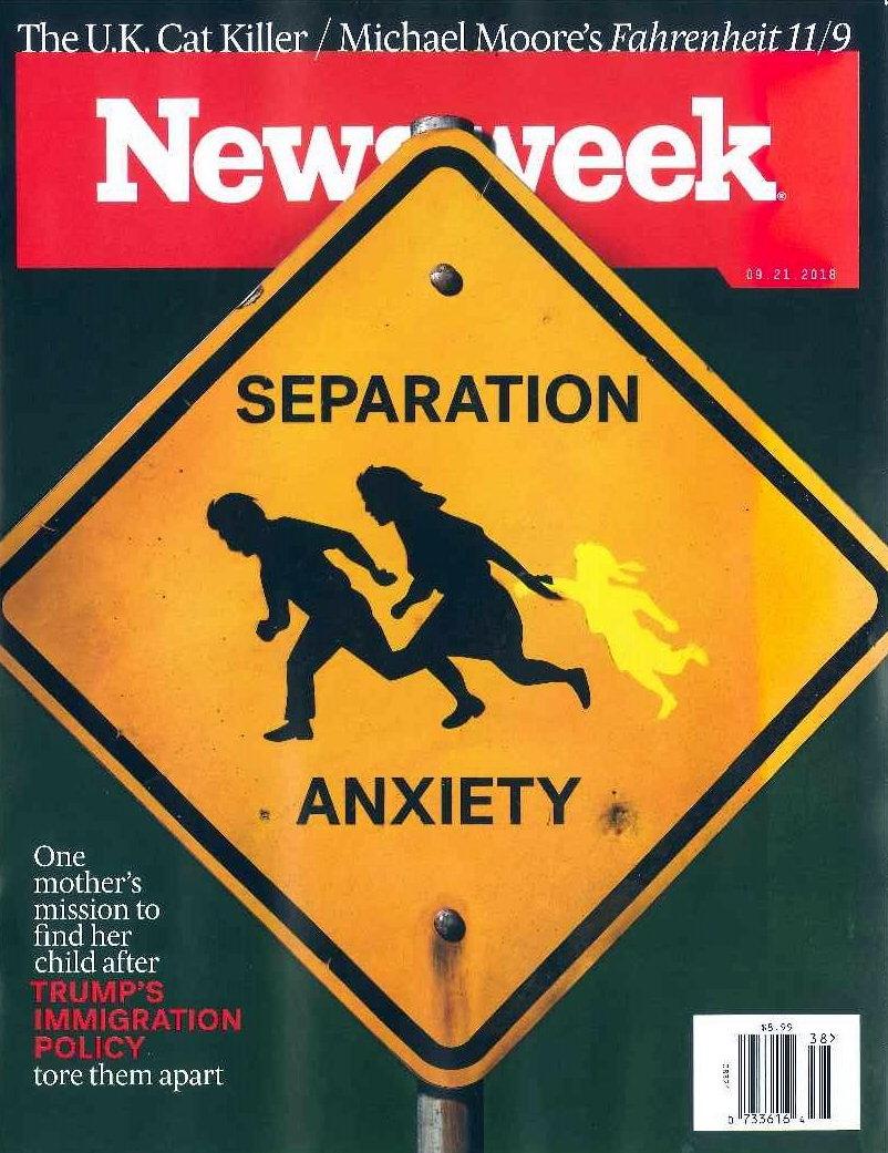 Newsweek 新聞周刊 2018/09/21 第38期