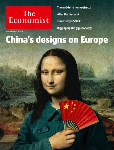 THE ECONOMIST 經濟學人雜誌 2018/10/06 第40期