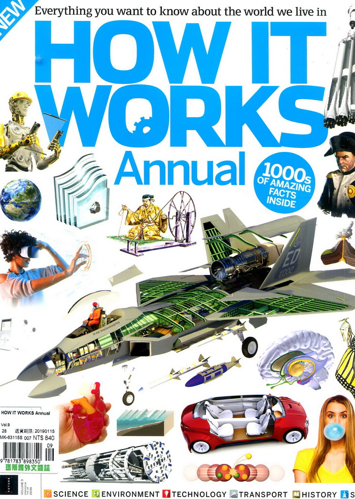 HOW IT WORKS spcl Annual Vol.9