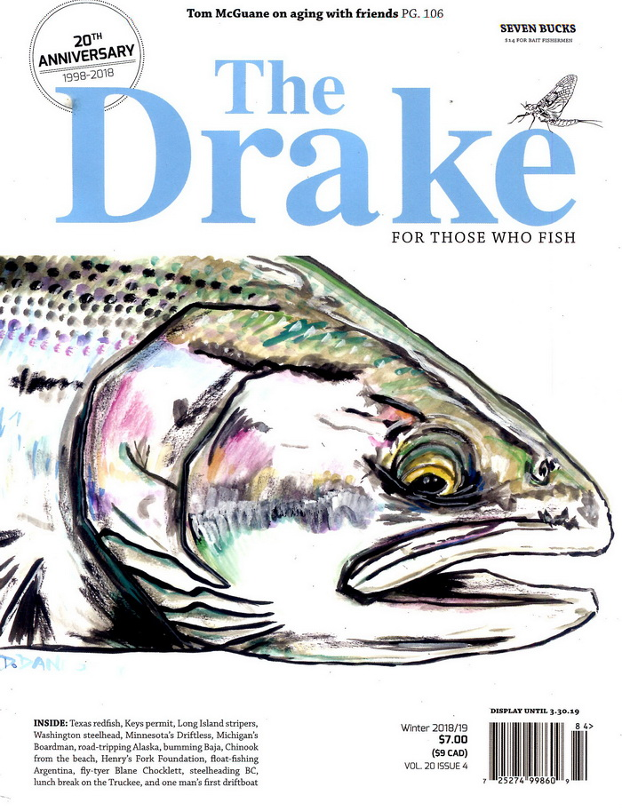 The Drake Vol.20 No.4 冬季號/2018-19