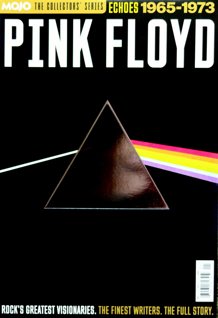 MOJO COLLECTORS SERIES PINK FLOYD