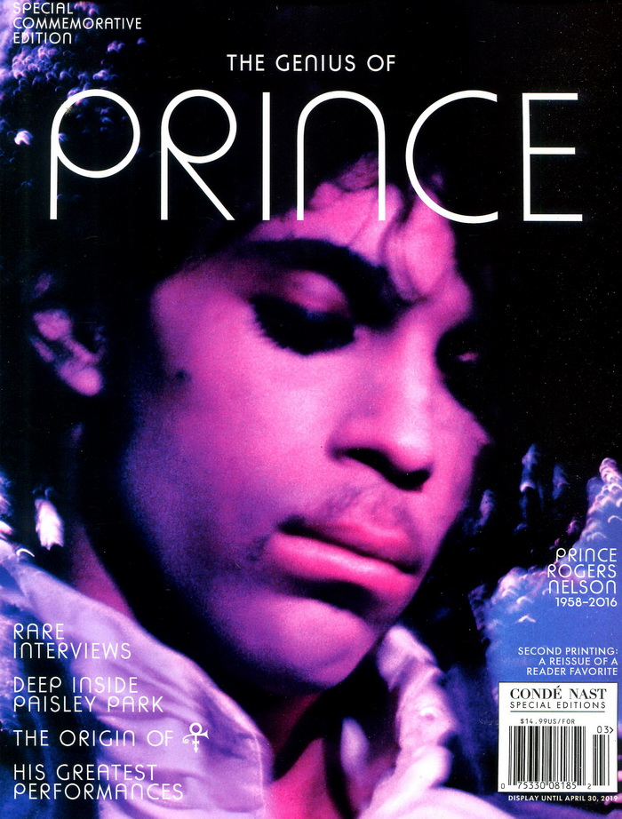 THE GENIUS OF PRINCE SPECIAL EDITION