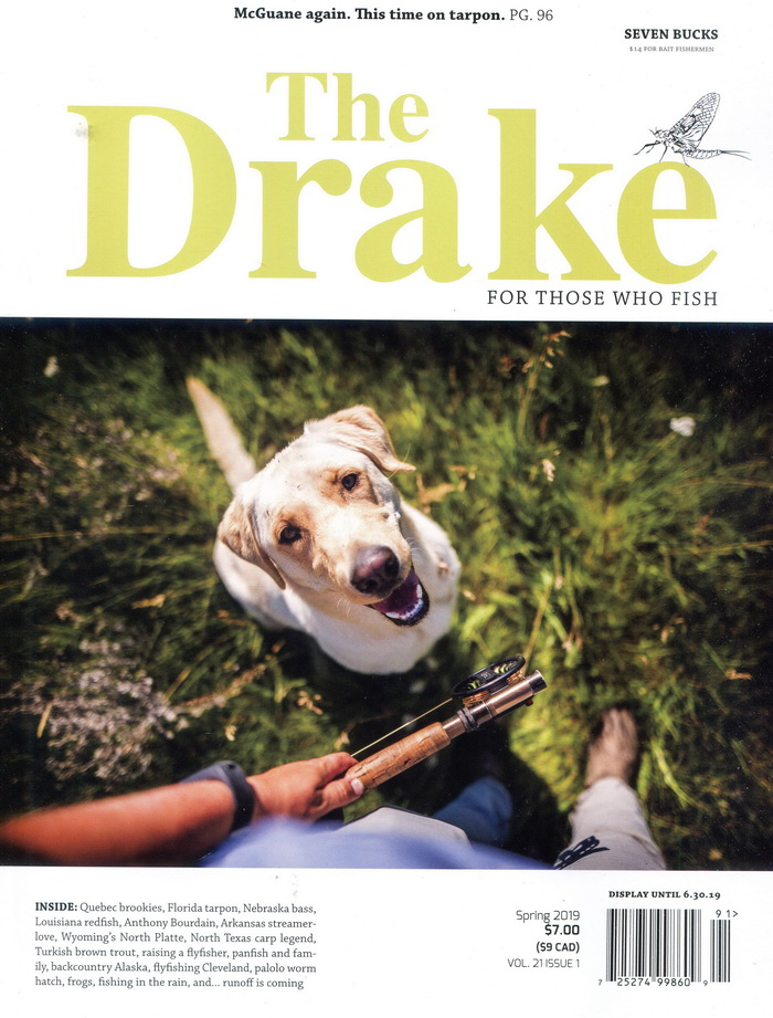 The Drake Vol.21 No.1 春季號/2019