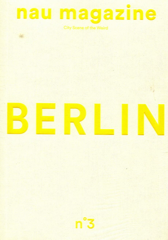 nau magazine 第3期 BERLIN