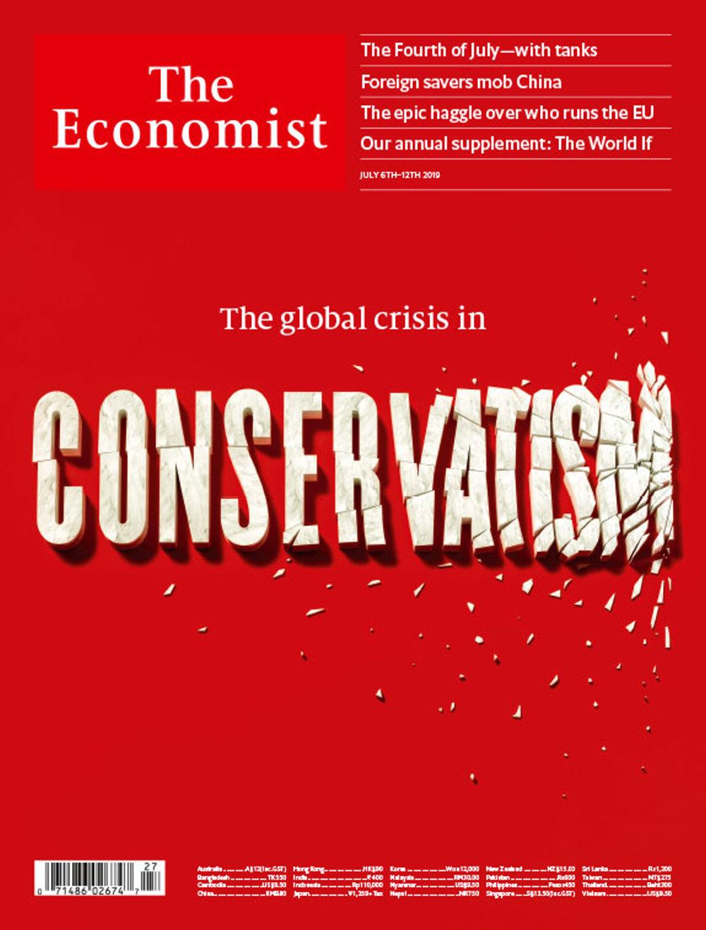 THE ECONOMIST 經濟學人雜誌 2019/07/06 第27期