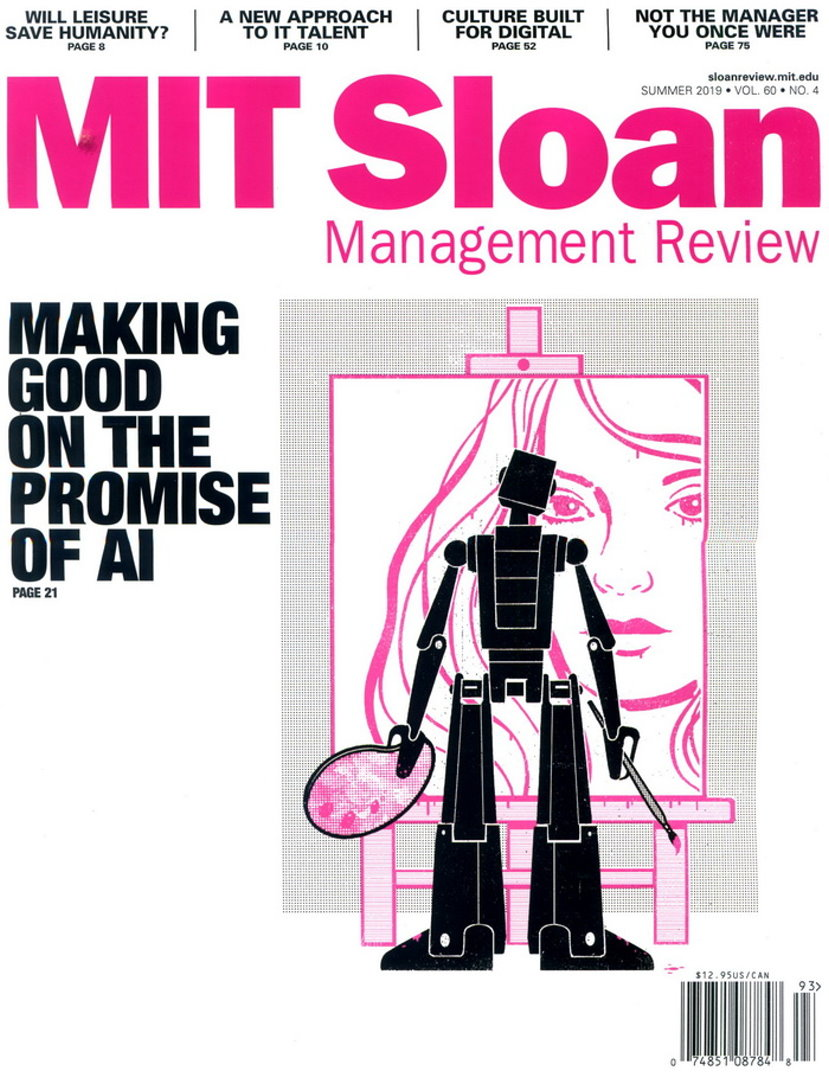 MIT Sloan Management Review Vol.60 No.4 夏季號/2019