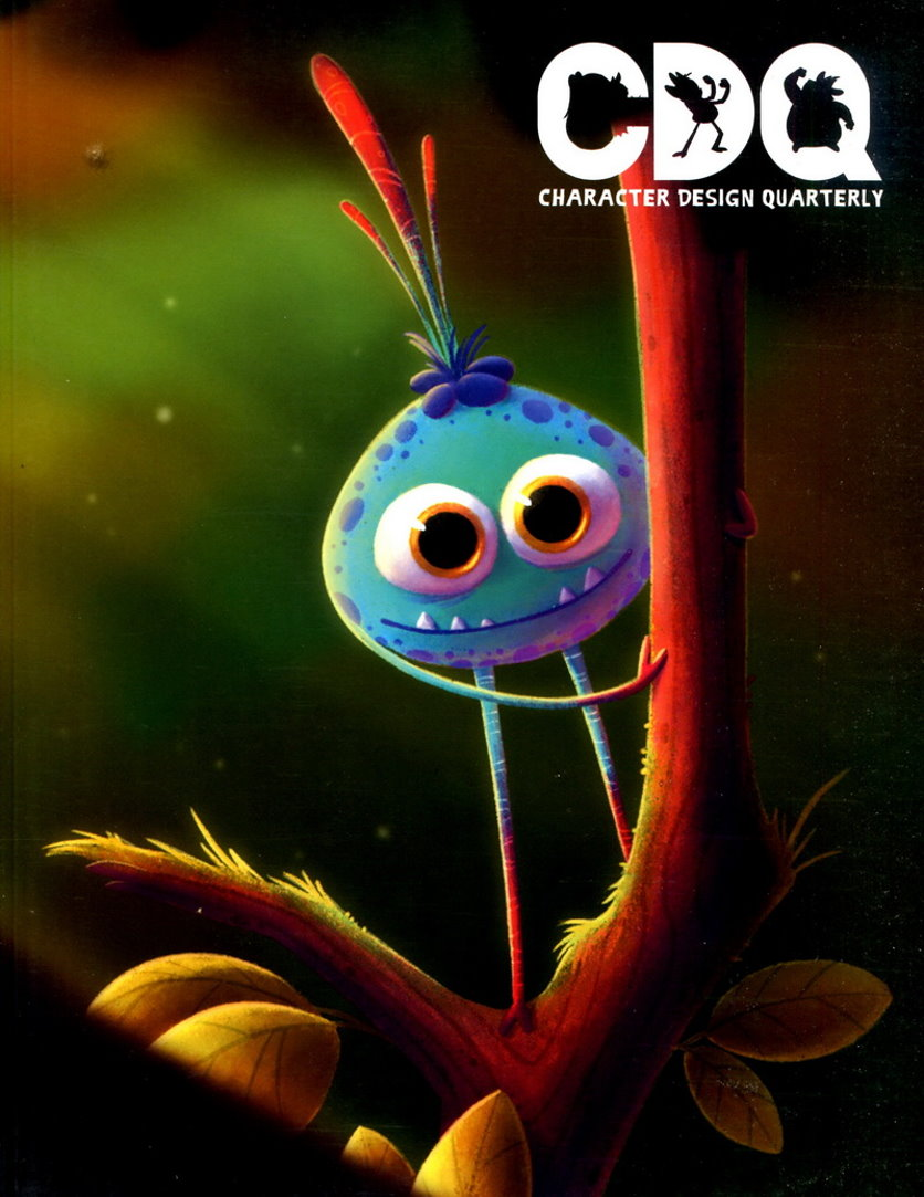 CDQ:CHARACTER DESIGN QUARTERLY 第9期