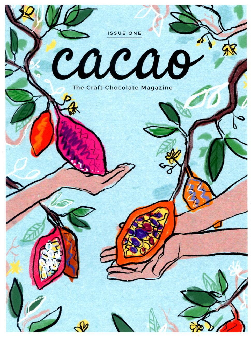 cacao 第1期 春夏號/2...