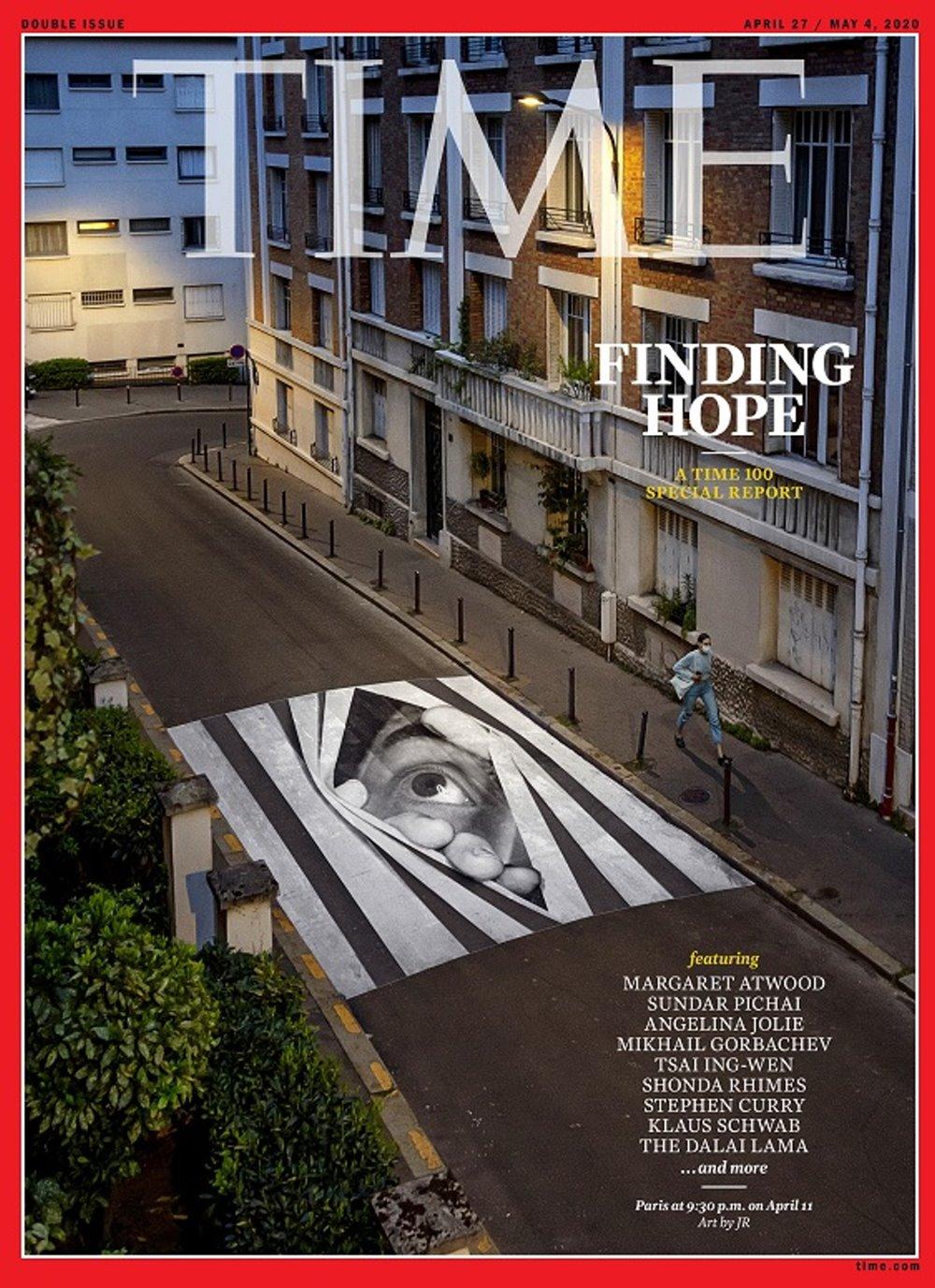 TIME 時代週刊 2020/04/27第11期