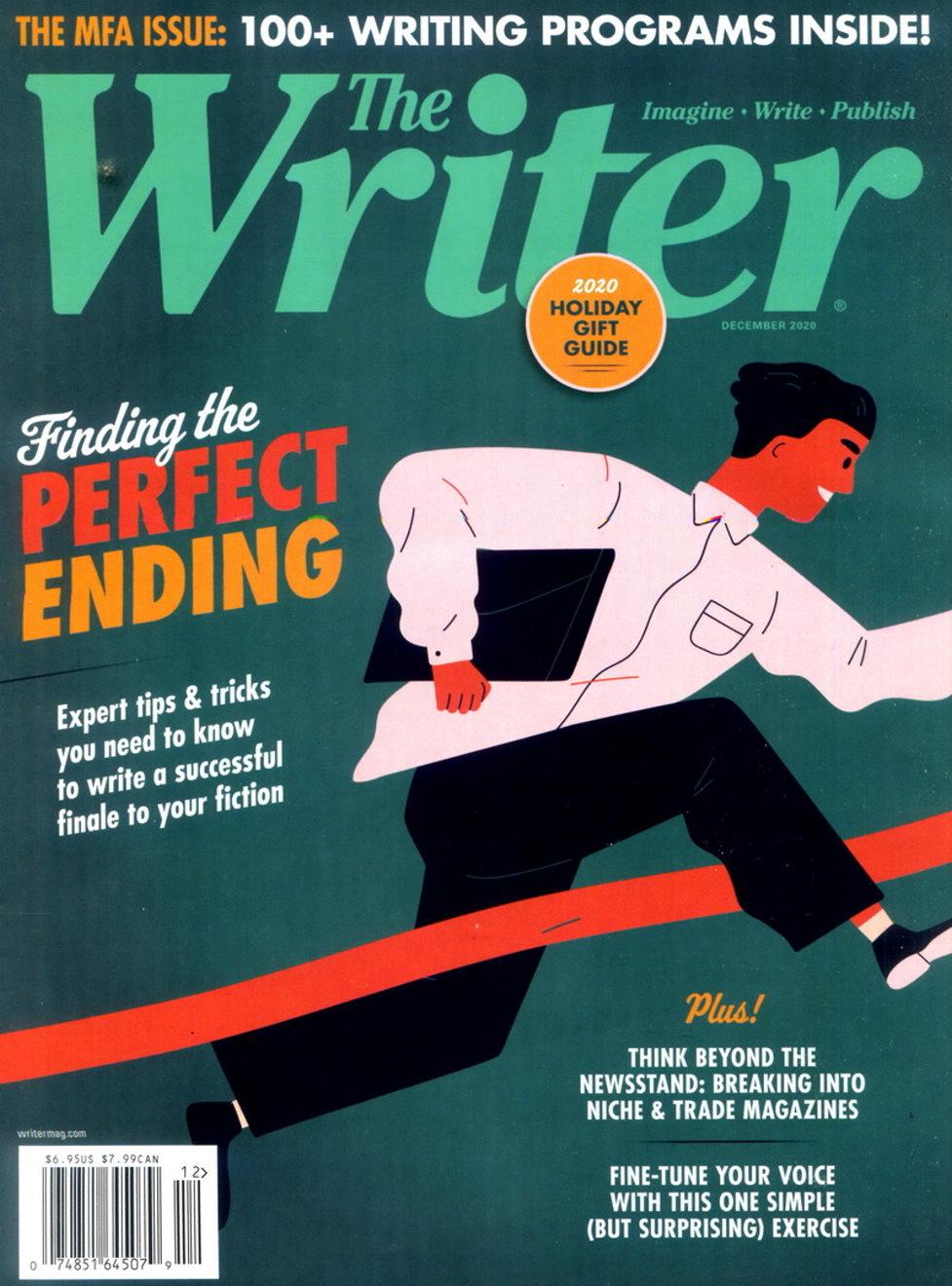 THE WRITER 12月號/2020