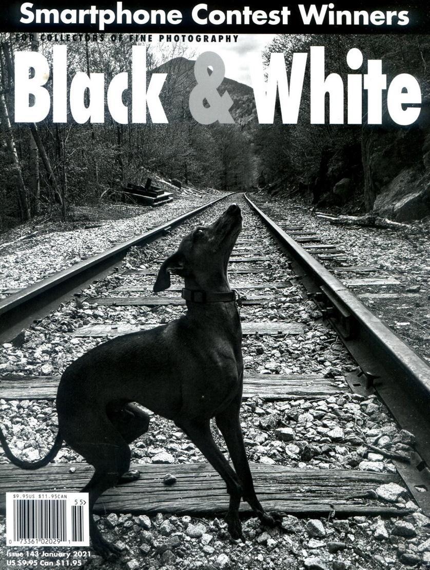 BLACK & WHITE 第143期 1月號/2021