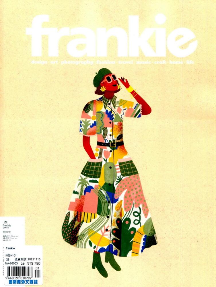 frankie 第101期