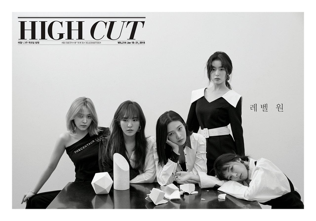 HIGH CUT (KOREA) vol.214