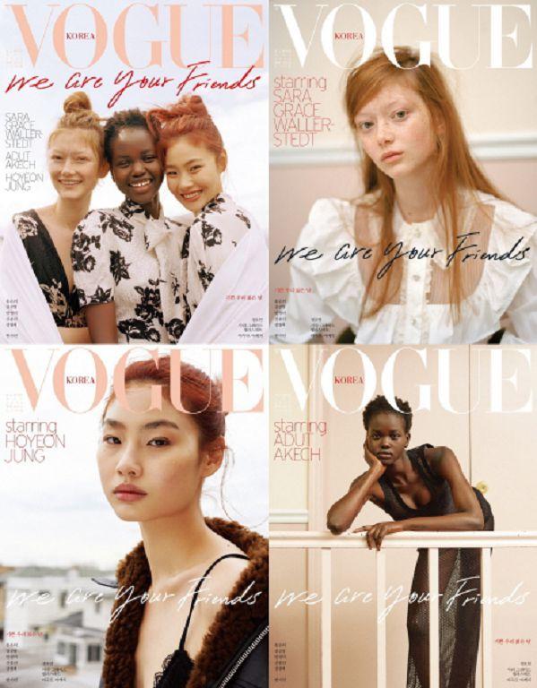 VOGUE KOREA 5月號/2018-封面隨機出貨 第5期